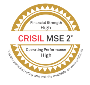 crisil rated certificate